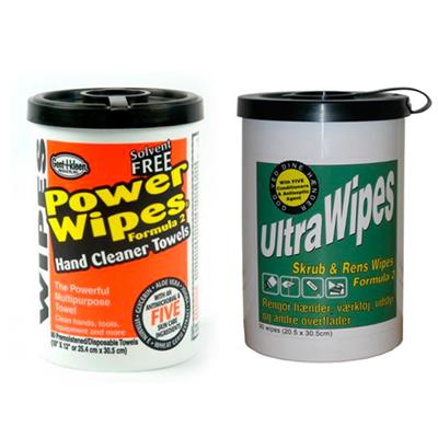 Power Wipes / Ultra Wipes